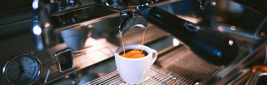 Café professionnelle